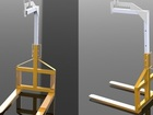 Export Pallet Crane