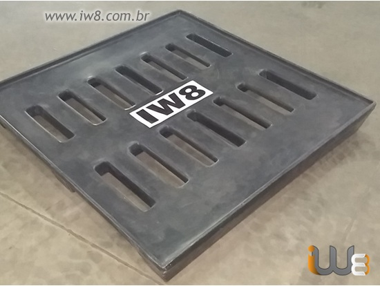 Foto do produto - Pallet de Plastico 1000x1200x165 4000kg