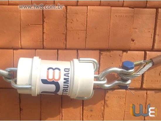 Absorvedor de Energia IW8