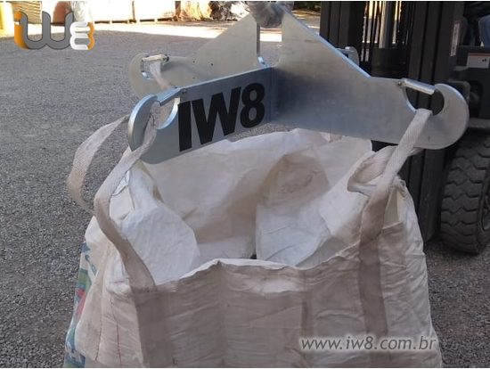 Armazenamento de Big Bag