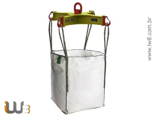 Armazenamento de Big Bags