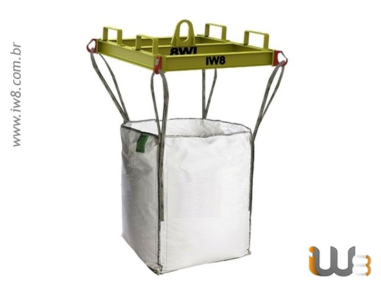 Balancim de Big Bag para Içamento de Bags