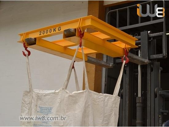 Balancim Transporte de Big Bags