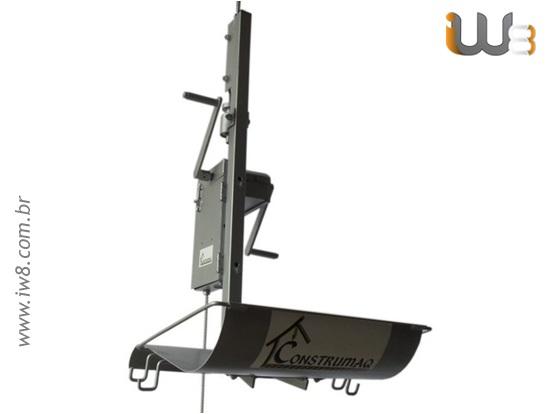 Cadeira Suspensa Manual Balancim Individual Nbr14751