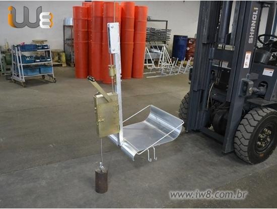 Cadeira Suspensa para Cabo de Aço