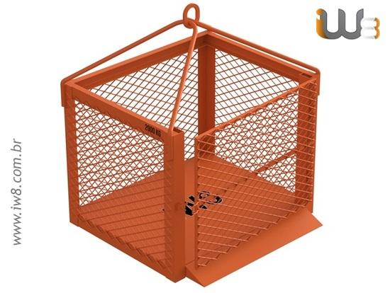 Caixa Aramada com Porta
