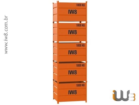 Caixa Organizadora Industrial