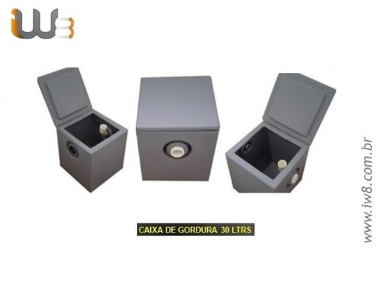 Caixas de Gordura 30L