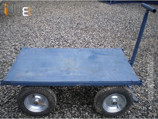 Carrinho 4 Rodas para Transporte de Carga
