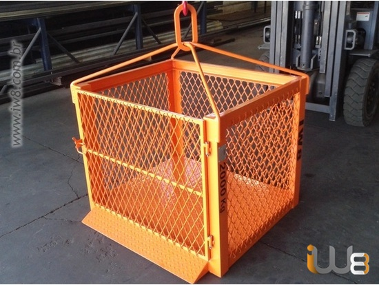 Cesto Container Aramado
