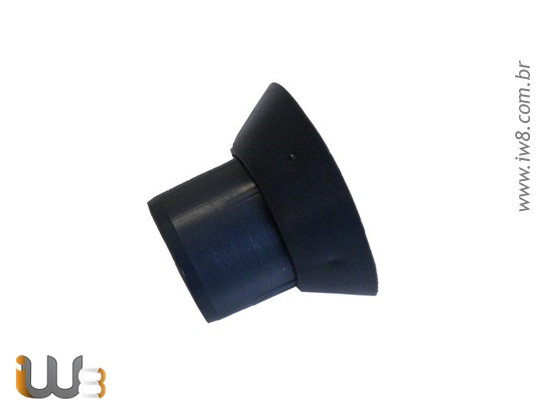 Chupeta Plástica para Tubo de PVC 1/2