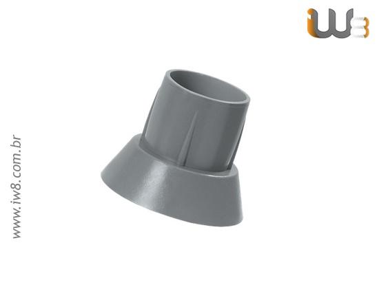 Foto do produto - Espaçador Tipo Cone 1 Polegada PVC