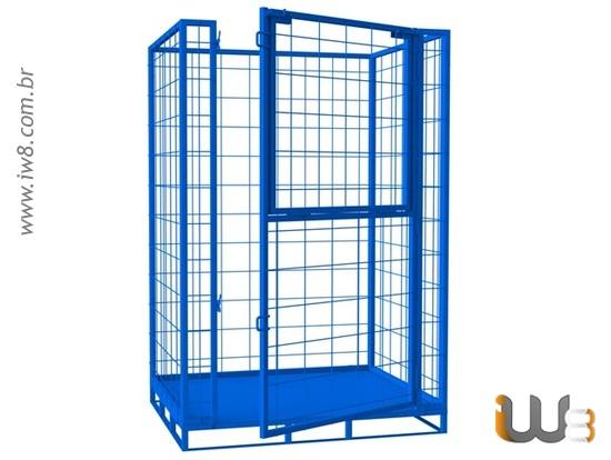 Container Aramado