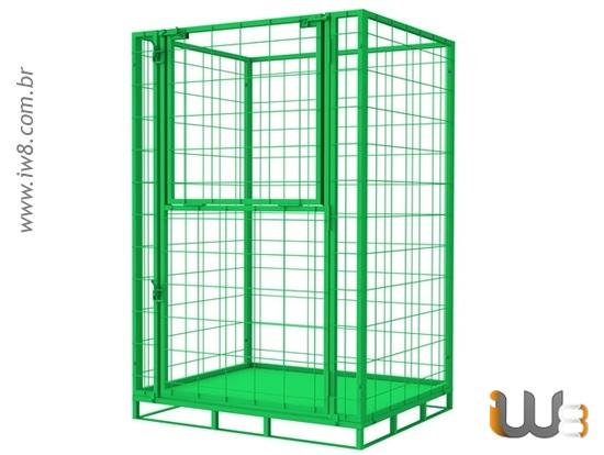 Container Aramado Industrial