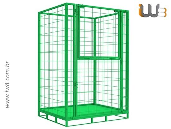Container Aramado Usado