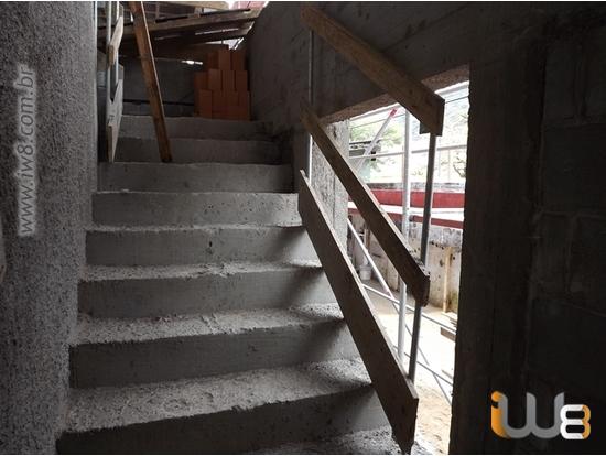 Corrimão de Escada Provisório