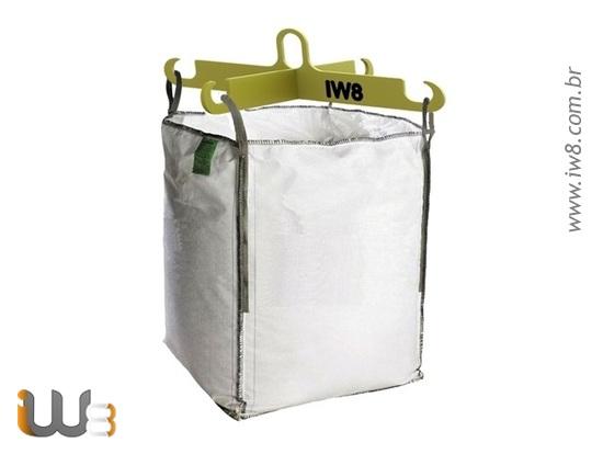 Cruzeta de Elevação para Big Bags