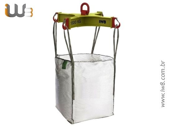 Cruzeta para Movimentação e Transporte de Bag