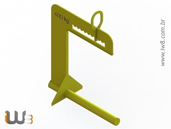 Dispositivo para Içamento de Bobinas