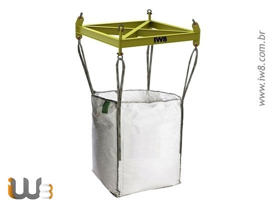 Dispositivo para Içar Big Bag