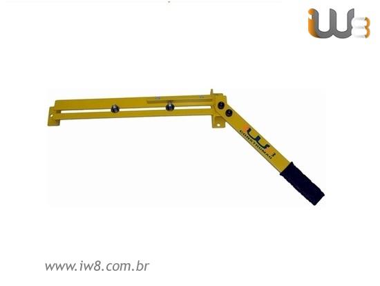 Dobradeira de Ferro para Construção Civil