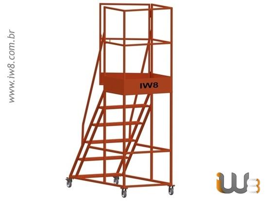 Escada Estilo Industrial
