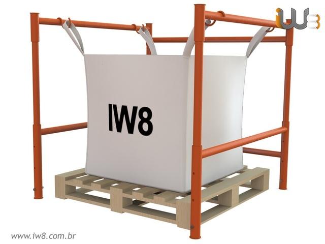 Estrutura para Big Bags