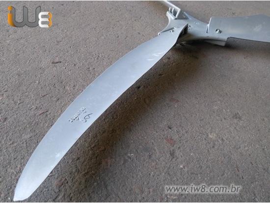 Fabricante de hélice para ventilador