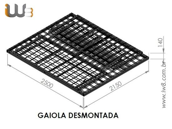 Gaiolas Sob Medida