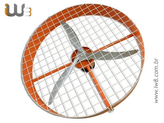 Hélice para Ventilador de Parede 1m