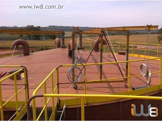 Limpeza de Tanques Petrobras