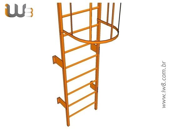 Linha de Vida Escada Merinheiro
