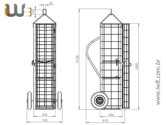 Norma para Transporte de Cilindros de Gases