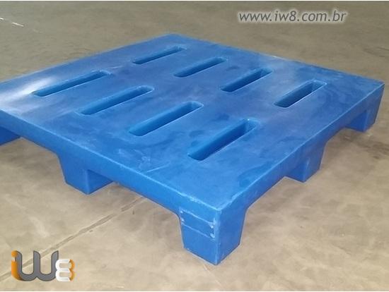 Paletes de Plastico Usados