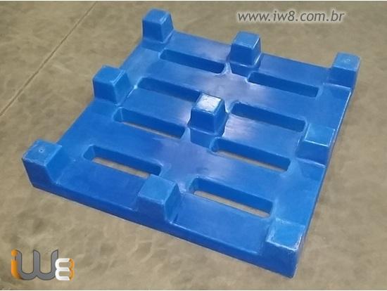 Pallets de Plastico RJ