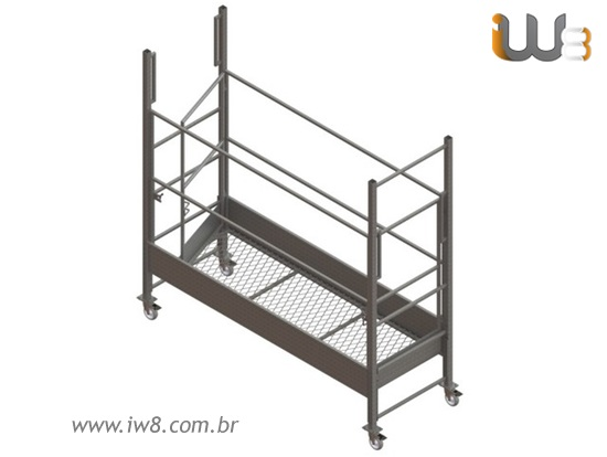 Plataforma para Andaimes