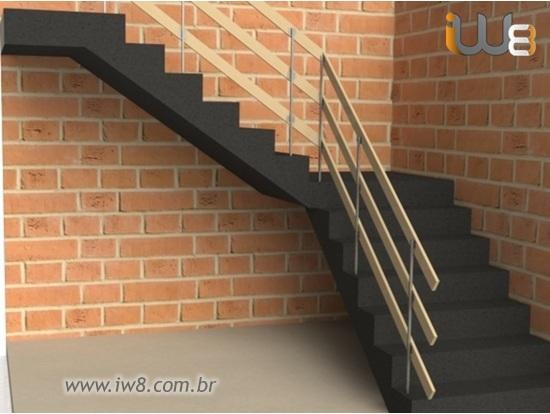 Proteção de Escada