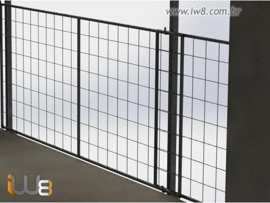 Proteção Perimetral para Obras