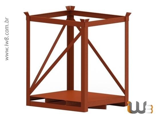 Rack Metálico Industrial