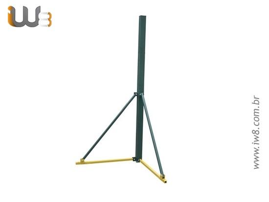 Foto do produto - Bipé 3m Guincho de Coluna até 400kg