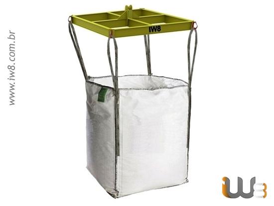 Suporte Transporte de Big Bag