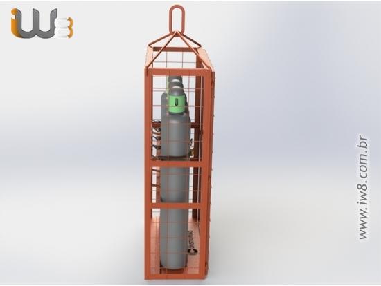 Transporte de Cilindros de Gases