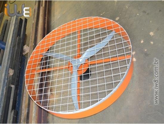 Ventilador Grande Industrial 100cm Alta Potência