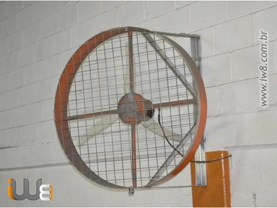 Ventilador Industrial para Parede