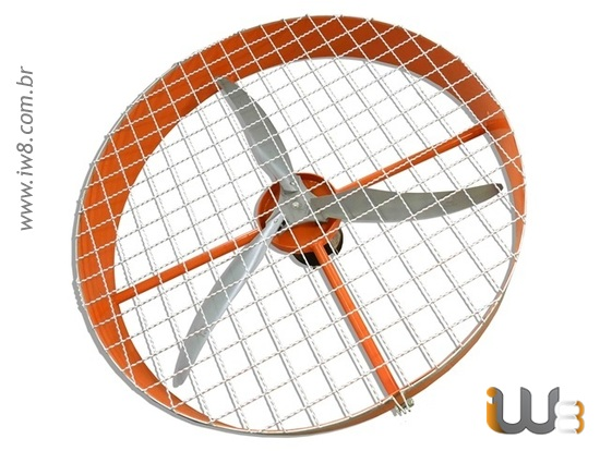 Ventilador Projetado Para Suinocultura 1m Alta Potência