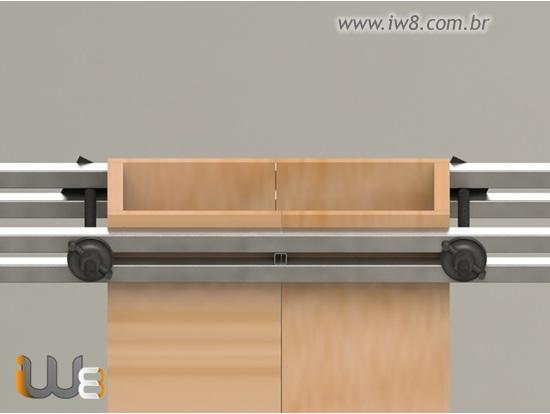 Foto do produto - Viga Metálica de 2m Travamento Formas