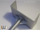 Foto do produto - Forcado Duplo Regulável para Escora Metálica