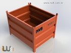 Foto do produto - Caixa Metalica Industrial