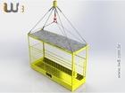Foto do produto - Cesto Aéreo Suspenso