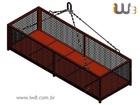 Foto do produto - Gaiola para Escoras 3180x1080x760 Cap. 2000kg